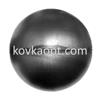 Шар d60 (1.5мм) пустотелый