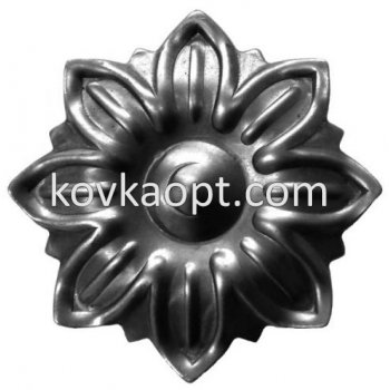 VK23.24.3 Цветок d120 (1.5мм)