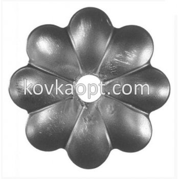 VK5 Цветок Д60х1.5мм