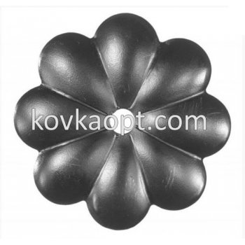 VK6 Цветок Д90х1.5мм