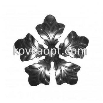 VK5177-02 Цветок Д86х1.5мм