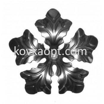 VK5178-02 Цветок Д107х1.5мм