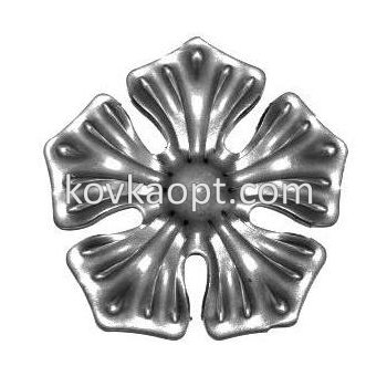 VK23-16-10 Цветок  д=85 (2мм)