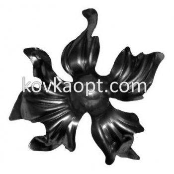 VK1301.02 Цветок 135х130 (1мм)