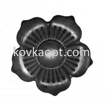 VK5195-02 Цветок д55х1.5мм