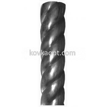 Труба витая d51 (1.5мм) Длина 3000 Цена:(пог.м.)