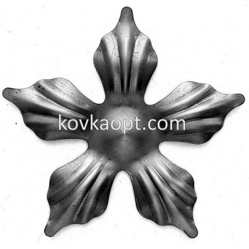 VK09 Цветок д=100 (1.5мм)