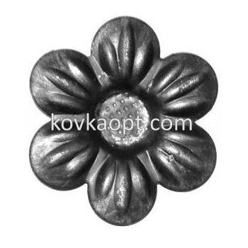 VK23-28 Цветок d60х1.5мм