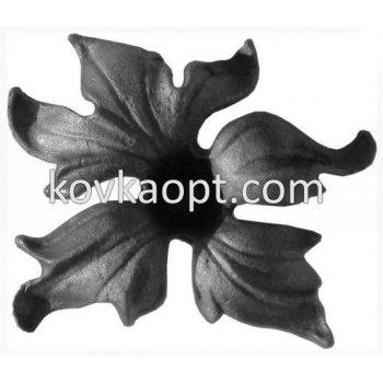 VK23-08 Цветок d140 4мм