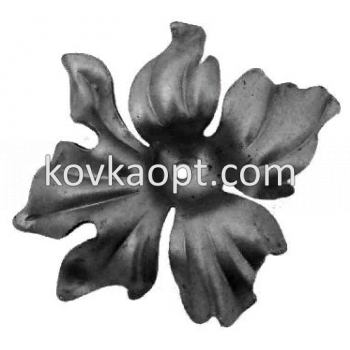 VK13-01.03 Цветок 145х130  (2мм)