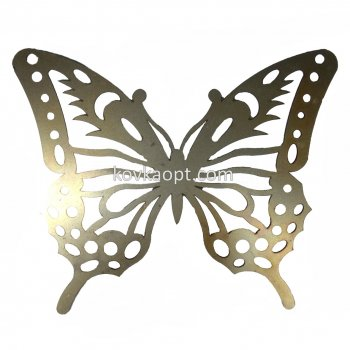 Бабочка 170х150 1.5мм