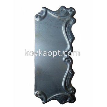 VK33-34.00 Накладка 318х133 2мм Цена за 1шт. (половинку)