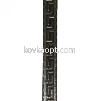 ПД40 Узор Греческий Полоса декоративная 3000х40х4мм  Цена: за 1шт.