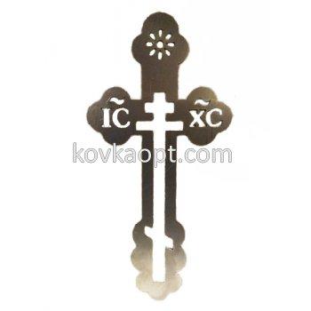 Крест металлический 400х200 1.5мм