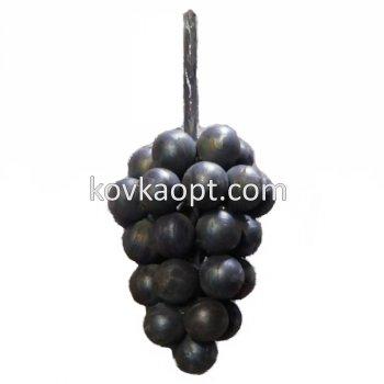 Виноградная гроздь д20мм 6 рядный 170х110х70мм