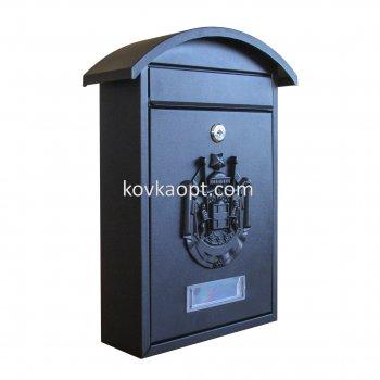 Ящик почтовый 360х220мм черный