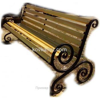 Боковина скамейки 430х600х400мм  Цена:(за пару)
