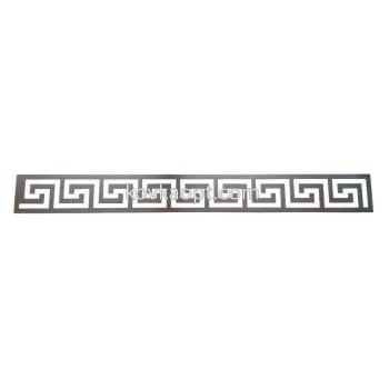 "Панель декор ""ГРЕЧЕСКИЙ"" 1215х105 (2мм)"