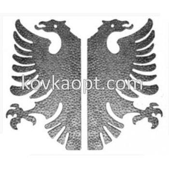 Орёл Накладка 360х200х4мм (Цена за пару)